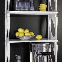 2 Extra Shelves