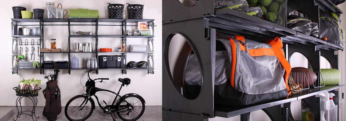 KiO Closet Organizer Systems Installation