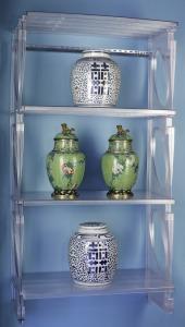 KiO Storage 2' Kit - FROST w/extra shelves