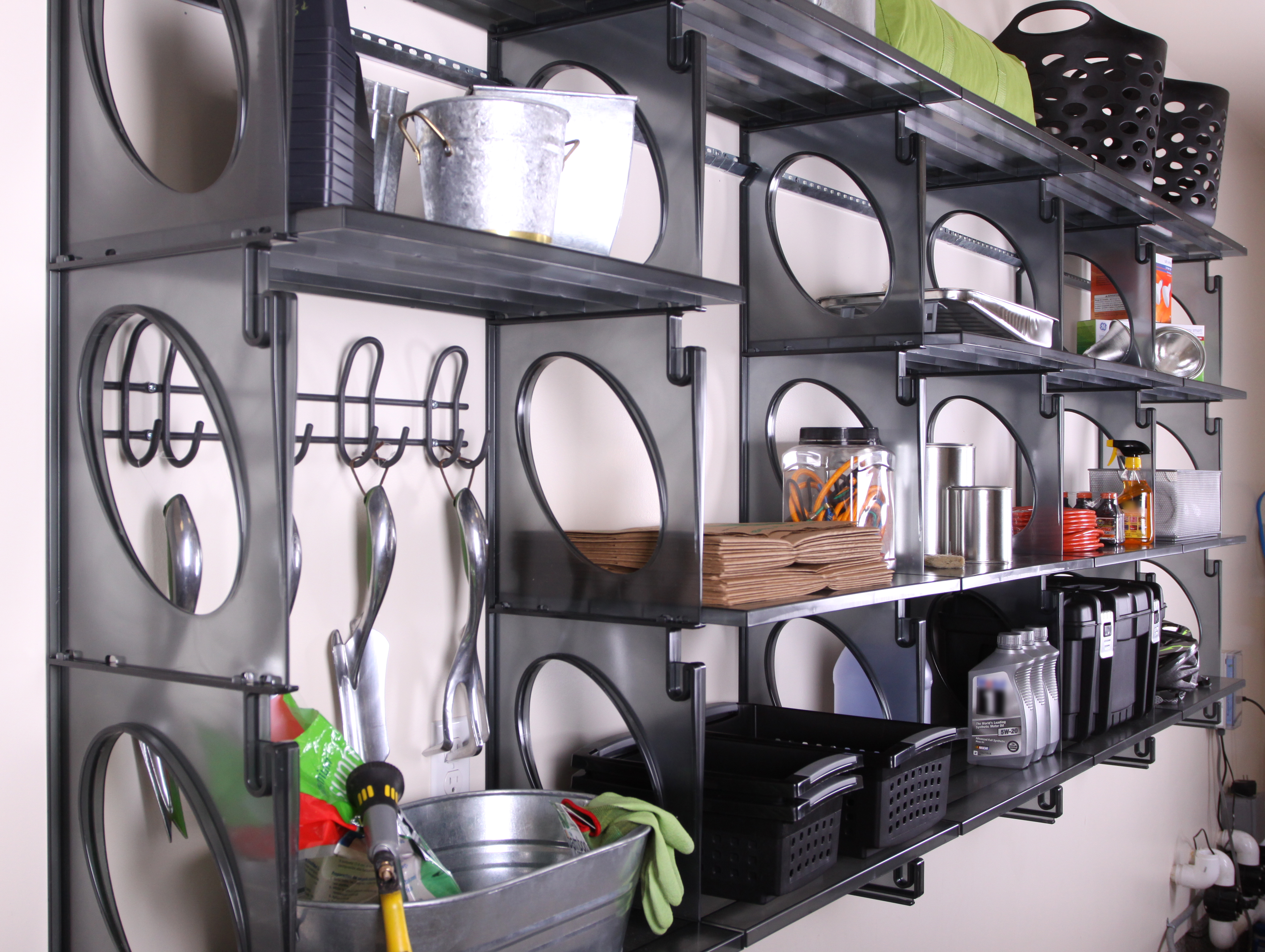 Man Cave Hacks : Man cave reno garage hacks for a father s day surprise
